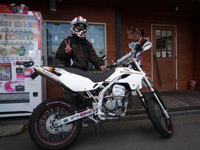 本日のバイク!!_f0194657_1718715.jpg