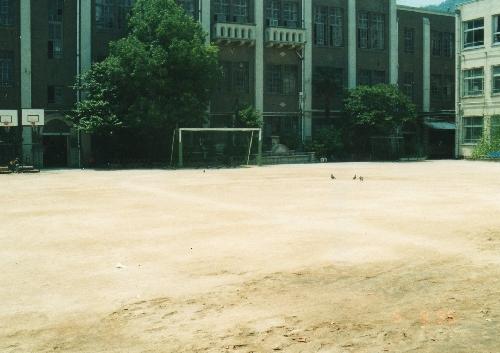 旧 神戸市立二宮小学校 その3_a0163788_19272651.jpg