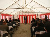 広域圏汚泥処理再生センター安全祈願祭_d0003224_17591461.jpg