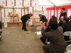 広域圏汚泥処理再生センター安全祈願祭_d0003224_1759614.jpg