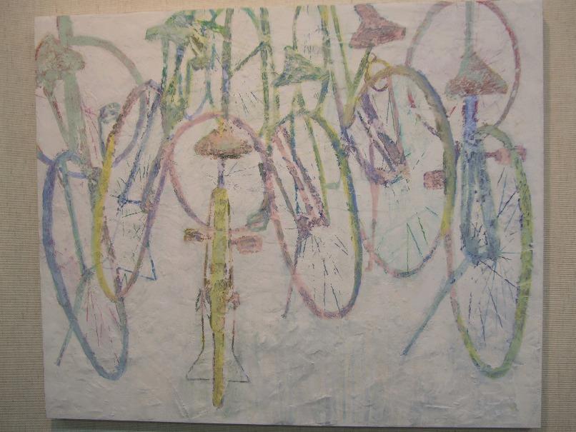 1166) ②時計台 「第4回 にかわえ展」・日本画 終了・1月12日(月)~1月17日(土) _f0126829_18201850.jpg