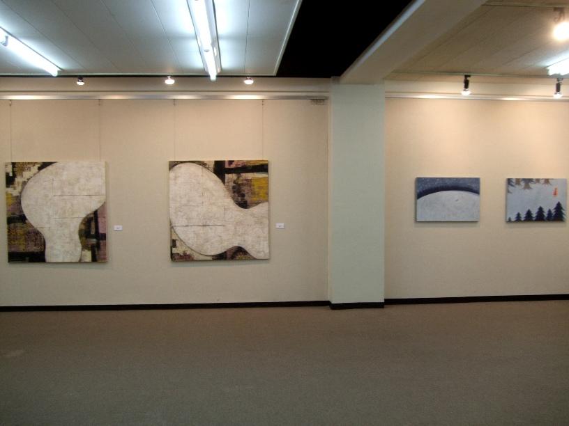 1166) ②時計台 「第4回 にかわえ展」・日本画 終了・1月12日(月)~1月17日(土) _f0126829_2026646.jpg