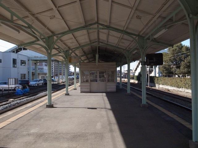 散歩の始まりは駅から.駅がいいとワクワクする!_d0057843_18263755.jpg