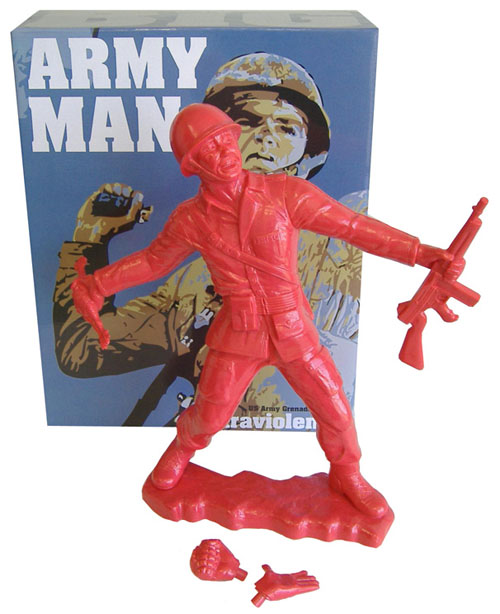 Big Army Man 3D RETRO exclusive by Kozik_e0118156_132432.jpg