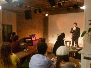 活動報告 第10回 東京NYアメ★ドリ交流会_f0088456_2331552.jpg