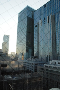 東京駅が目の前、クールジャパンな「ホテル龍名館」_b0053082_01316.jpg
