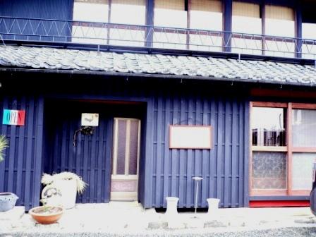 古民家レストランに行って来ました。_f0178285_1028996.jpg