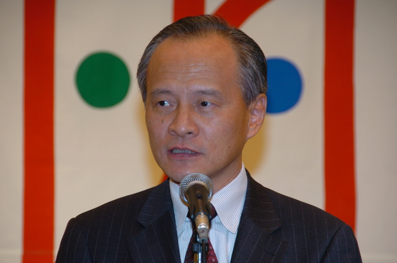 中国副外长崔天凯出席2010日中友好新年会_d0027795_1557496.jpg