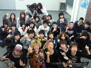 第一高等学院「教室ライブ」ツアー 16_f0115311_20363052.jpg