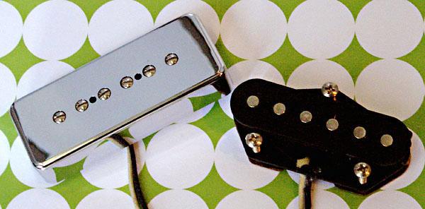 「Budz Guitars P-90」&「Lundgren Telecaster P-90」_e0053731_19202194.jpg