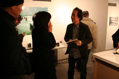 Jun Kawabata 写真展がスタートしました!_f0171840_14191776.jpg