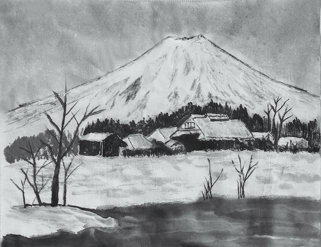 忍野の富士山_f0044056_11535140.jpg