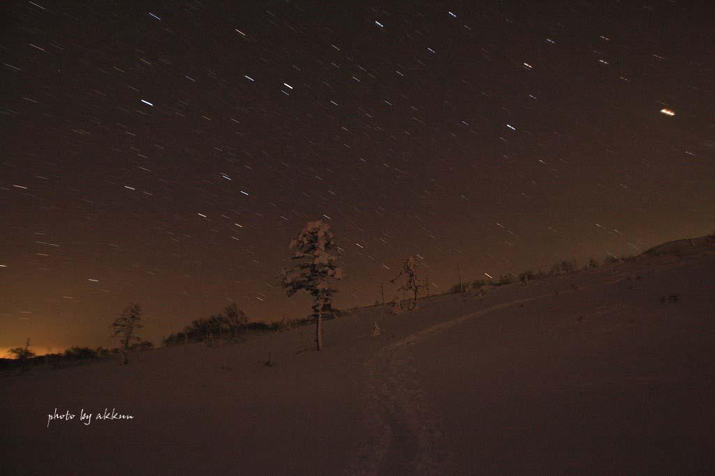 星さんと樹氷と雲海より~_a0039860_19205822.jpg