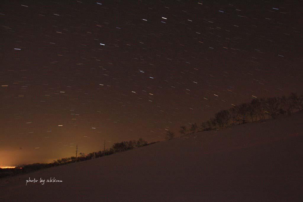 星さんと樹氷と雲海より~_a0039860_19211620.jpg