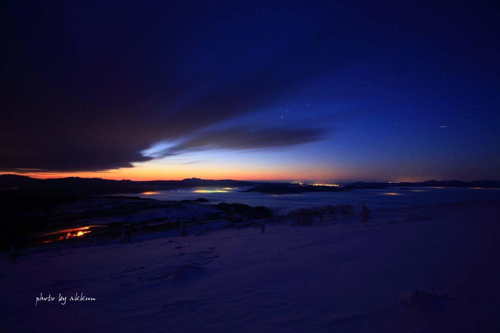 星さんと樹氷と雲海より~_a0039860_19213171.jpg