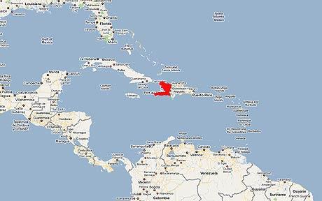 米軍はハイチ救援を邪魔しに行った F・ウィリアム・イングドール_c0139575_1585078.jpg