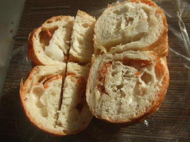 スックムック エビ餅チーズ_f0076001_22354432.jpg
