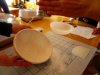 1月22日(金) ニーダーでパン作り~ニーダー代官山SR~_d0138307_2136852.jpg