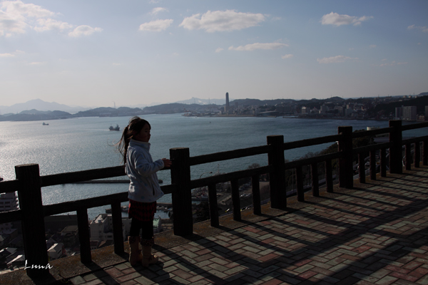 関門海峡の光景_c0165046_2312487.jpg