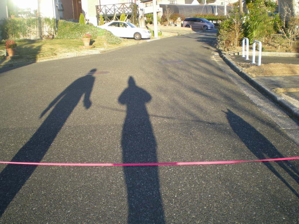 2010年1月24日(日)愛ちゃん絵の下絵と映画「オーシャンズ」_f0060461_1739239.jpg