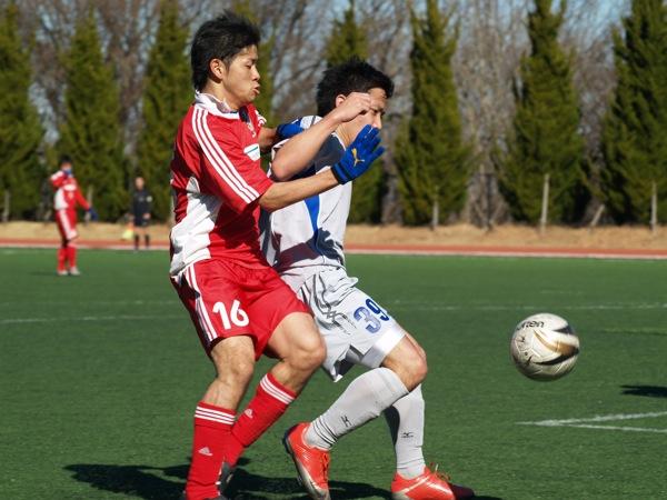 県リーグプレカップ2回戦_a0109270_1516585.jpg