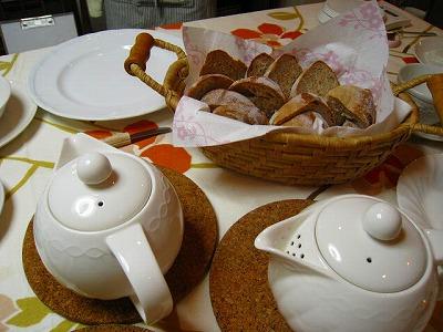 1月24日(日) 紅茶に合わせて美味しいたべもの。_d0138307_12485223.jpg