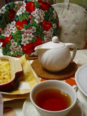1月24日(日) 紅茶に合わせて美味しいたべもの。_d0138307_12502810.jpg