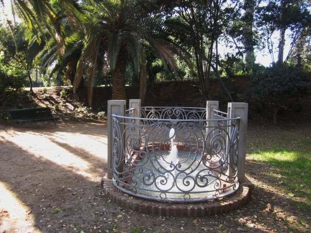 ペドラルベス宮の散歩  Paseo in el Palau de Pedralbes_b0064411_7351274.jpg