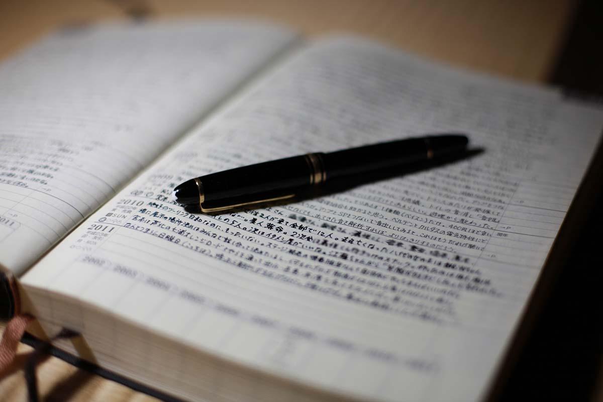 1 年 日記