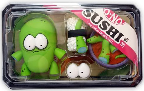 GREEN O-No Sushi by Andrew Bell_e0118156_23495379.jpg