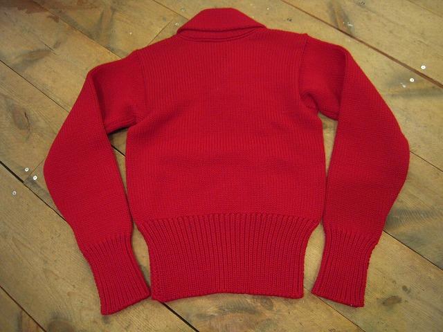 ショールカラーセーター。_d0121303_14212931.jpg