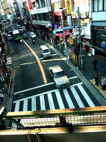 no finder @山手線 #1_f0155808_23413511.jpg