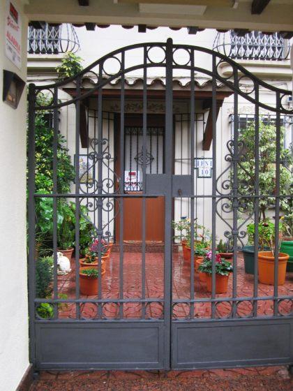 キンタアメリア公園近くの町並み Casas de la calle d\'Ifni_b0064411_725794.jpg