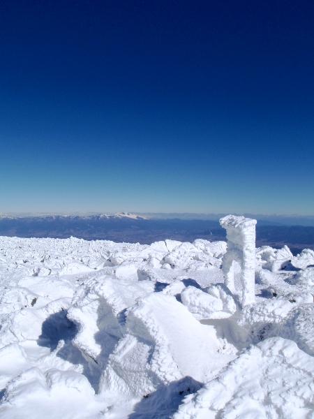 蓼科山の山頂から_c0177814_2021214.jpg
