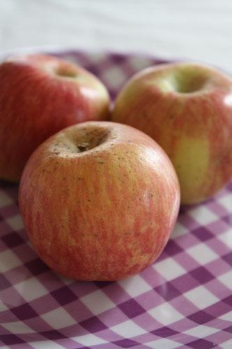 ロシア風の焼きリンゴ(つくレポ)_e0185225_6594641.jpg