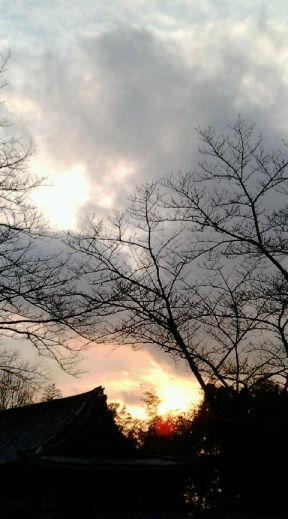 京の冬は…_c0222732_10304563.jpg