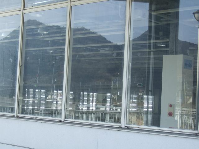 小田億ファインズギガモール閉店から4ヶ月・建物の様子_b0095061_125507.jpg