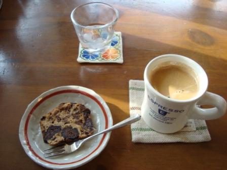 cafe おちゃのじかん_d0152765_051739.jpg