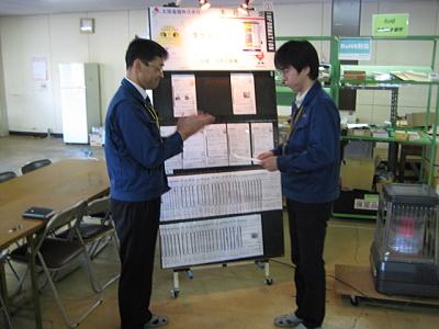 2009年12月度改善提案書表彰式_c0193896_13543338.jpg