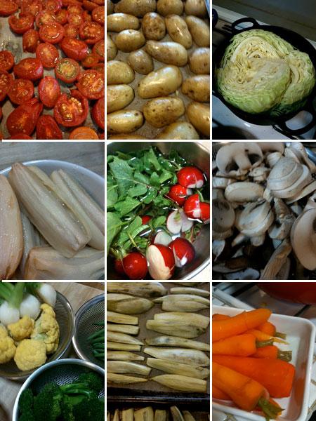 野菜の饗宴_a0017350_0244275.jpg