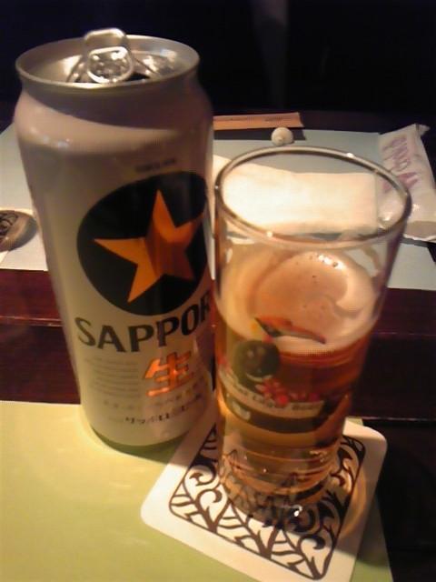 22時の甘いビール_c0049455_15454677.jpg