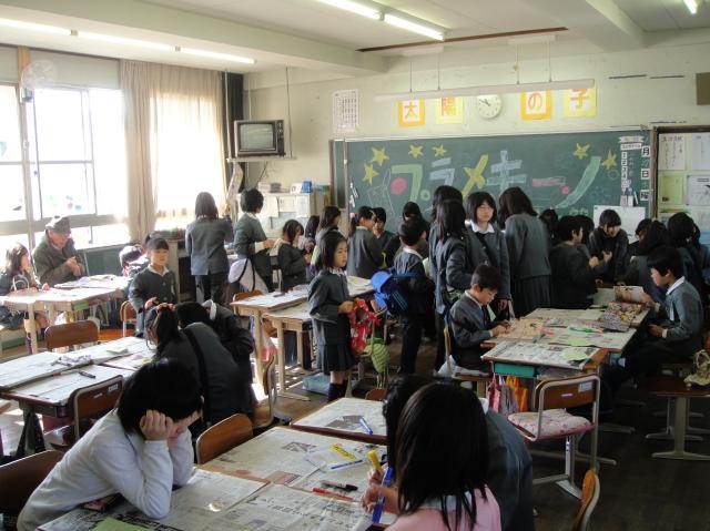 淡輪小学校「第22回ふれあいまつり」_c0108460_13264755.jpg
