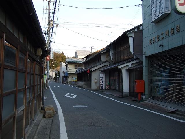 千葉家住宅と、宿場町の名残と海田市の一里塚_b0095061_93187.jpg