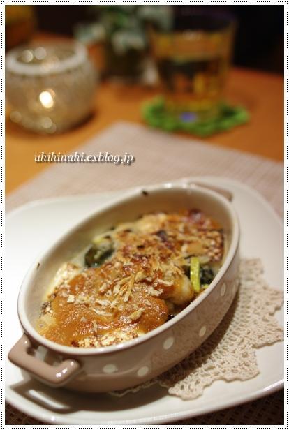 牡蠣とネギのガーリック味噌マヨ焼き_f0179404_21244411.jpg
