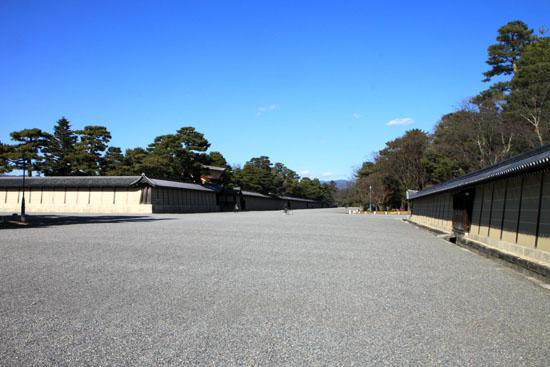 京都御苑 長塀_e0048413_1426556.jpg
