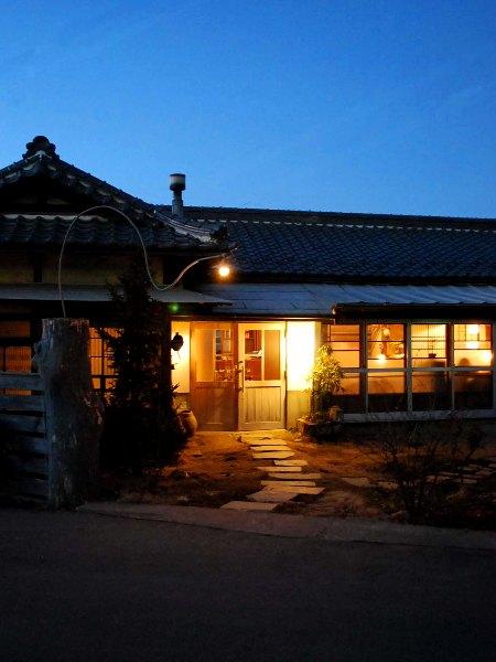 旅の終わりのYUSHI CAFE_c0177814_1530331.jpg
