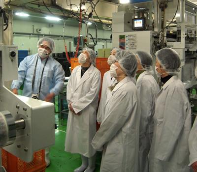 スプラウト工場 工場見学_d0063218_14412349.jpg
