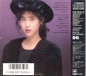 松田聖子 全作品1980~2015 その2_d0022648_251439.jpg