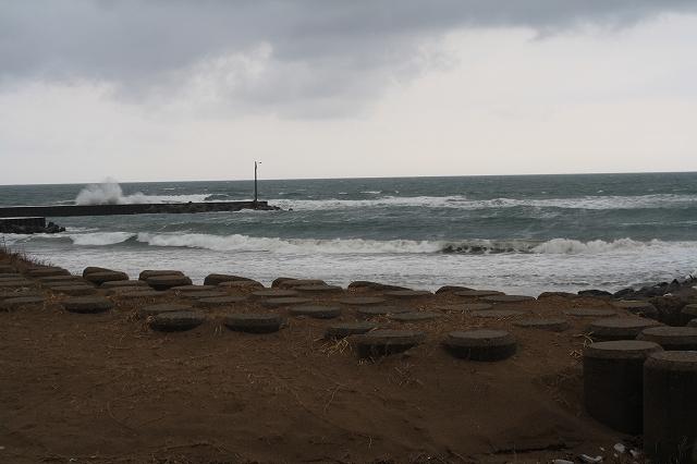 海1月28日(木)_b0112351_13453095.jpg