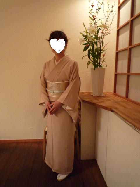 京 静華の中華と、皆様の着物姿。_f0181251_1818569.jpg